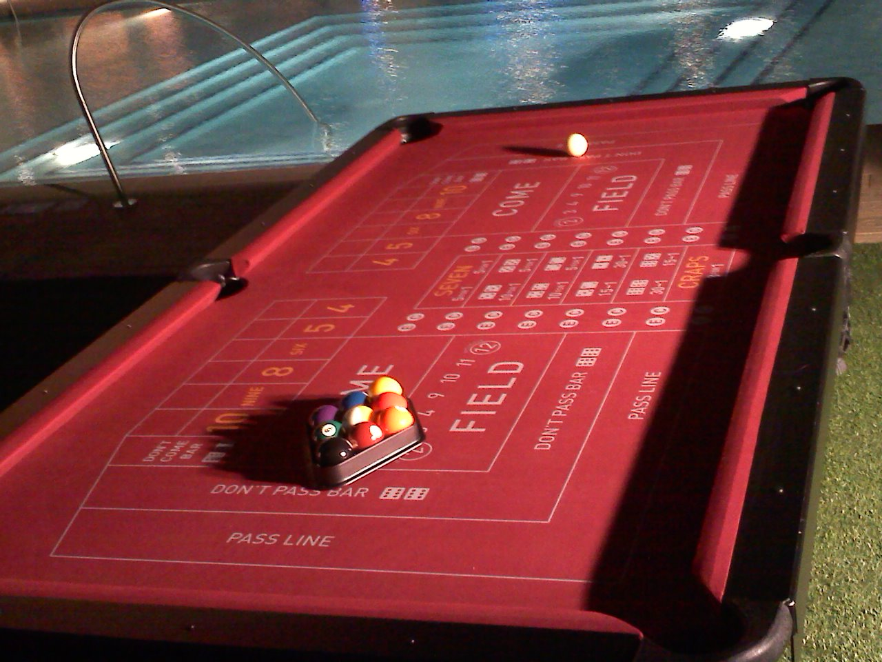 GALLERY | Las Vegas Pool Table Installations and Billiards Movers