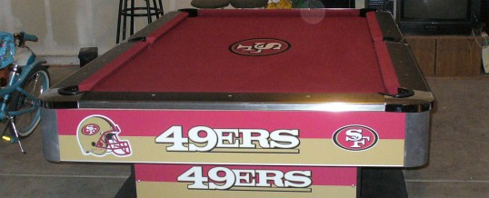 Custom Design – 49ers